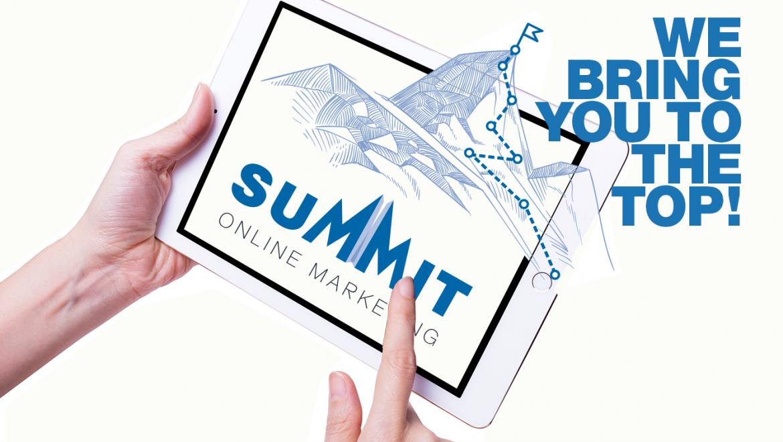 Nieuwe Wordpress website nodig? Lease je website via Summit Marketing