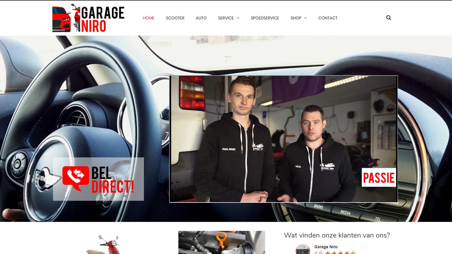 Garage Niro Almere