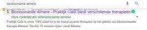 Summit Almere - marketing Almere klant positie 2