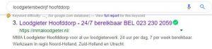 Summit Almere - marketing Almere klant positie