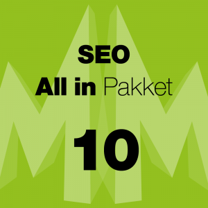 SEO Pakket All in 10