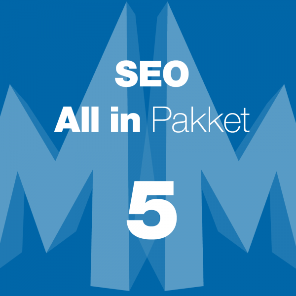 SEO Pakket All in 5